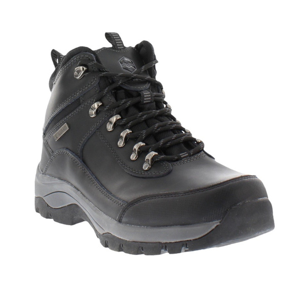 f7fd1fdc502 Khombu Summit Men's Leather Hiking Outdoor Boots NWT
